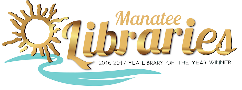 Find out more about Manatee%20County%20Public%20Library: Library website, hours, locations, catalog, Inter-Library Loan, Genealogy Information, etc