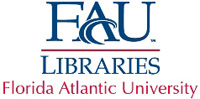 Find out more about Florida%20Atlantic%20University: Library website, hours, locations, catalog, Inter-Library Loan, Geneology Information, etc